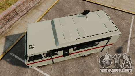 GTA V Zirconium Journey para GTA 4 visión correcta