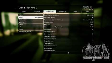 GTA 5 Guardar GTA 5 100% y más de 1 mil millones de Xb segunda captura de pantalla