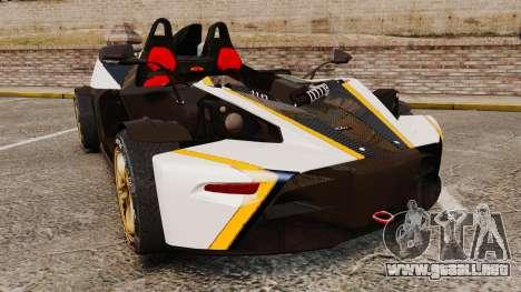 KTM X-Bow R [FINAL] para GTA 4