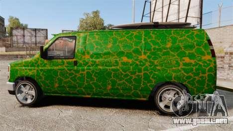 GTA V Bravado Rumpo para GTA 4 left