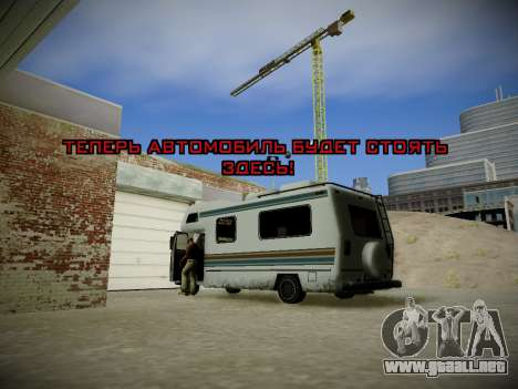 Journey mod: Special Edition para GTA San Andreas twelth pantalla
