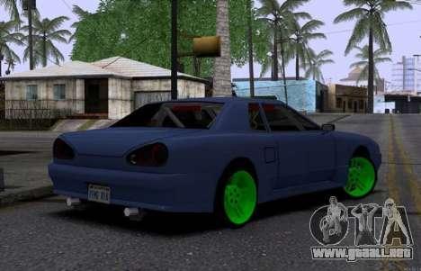 Nueva Elegía para la visión correcta GTA San Andreas