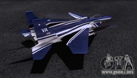 F-15S para GTA San Andreas left