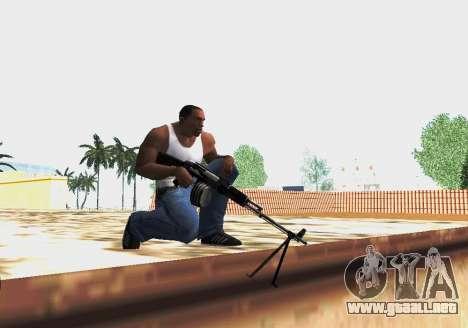 RPK-203 para GTA San Andreas sucesivamente de pantalla