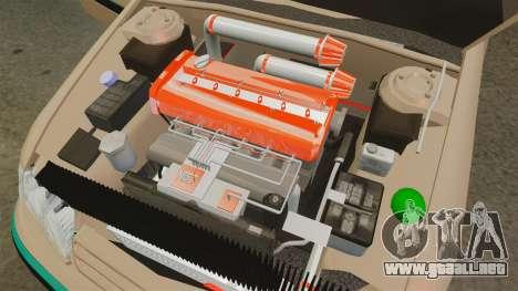 Citroen Xantia para GTA 4 vista interior