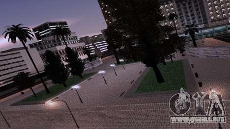 Nuevo Parque para GTA San Andreas segunda pantalla