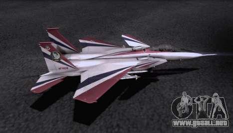 F-15S para la vista superior GTA San Andreas