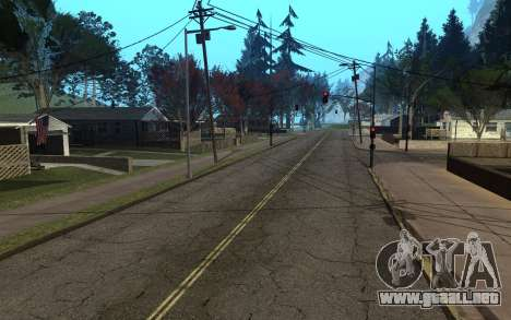RoSA Project v1.4 Countryside SF para GTA San Andreas
