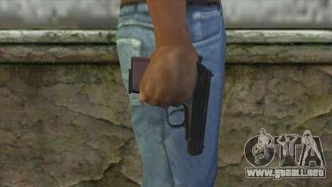Makarov Pistol para GTA San Andreas tercera pantalla
