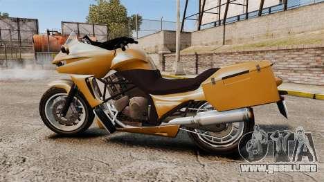 GTA V Dinka Thrust para GTA 4 left