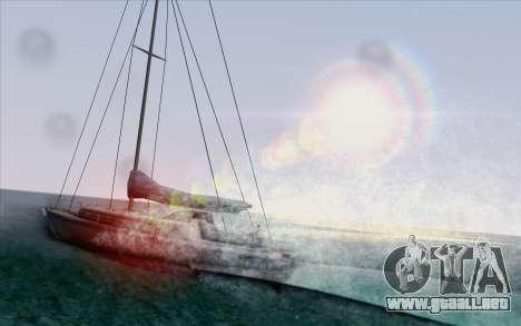 IMFX Lensflare v2 para GTA San Andreas novena de pantalla