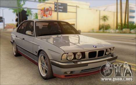 BMW M5 E34 1995 para GTA San Andreas