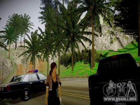 New Vinewood Realistic v2.0 para GTA San Andreas sucesivamente de pantalla