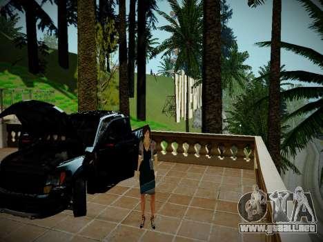 New Vinewood Realistic v2.0 para GTA San Andreas quinta pantalla