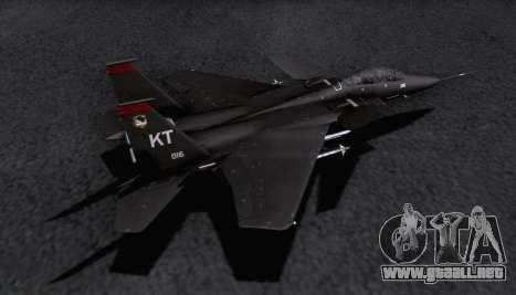 F-15S para la visión correcta GTA San Andreas