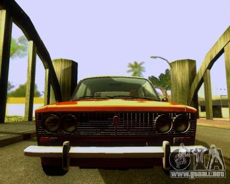 VAZ 2103 Sintonizable para visión interna GTA San Andreas