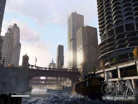 Arranque de las pantallas y menús de Watch Dogs para GTA San Andreas twelth pantalla