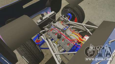Shelby Cobra Daytona Coupe para GTA 4 vista interior