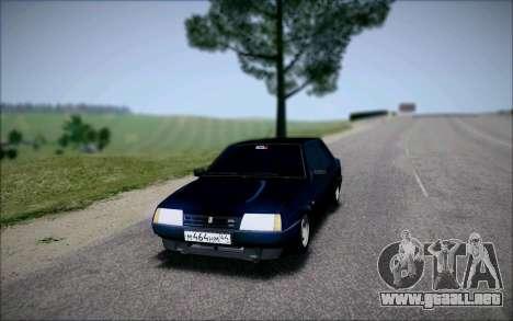 VAZ 21099 el Bandido para GTA San Andreas