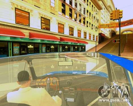 VAZ 2103 Sintonizable para las ruedas de GTA San Andreas