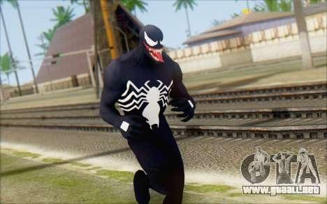 Veneno из игры Héroes de Marvel para GTA San Andreas