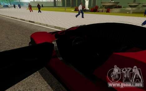 GTA 5 Grotti Turismo para la visión correcta GTA San Andreas