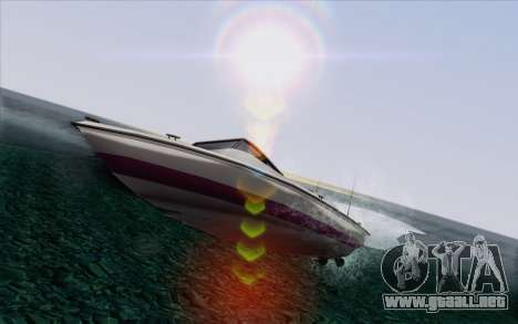 IMFX Lensflare v2 para GTA San Andreas twelth pantalla