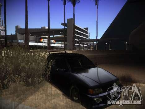 ENBseries para PC débil v2.0 para GTA San Andreas quinta pantalla
