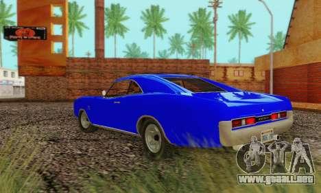 GTA 4 Imponte Dukes V1.0 para la visión correcta GTA San Andreas