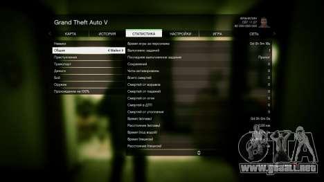 GTA 5 GTA 5 0% y 2 millones + todos los bombeado quinta captura de pantalla