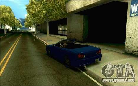 Elegía De Tokio Convertible para la visión correcta GTA San Andreas
