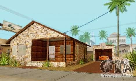 Nueva casa grande de Humo para GTA San Andreas séptima pantalla