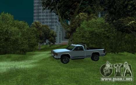 Yosemite Hunter para GTA San Andreas left