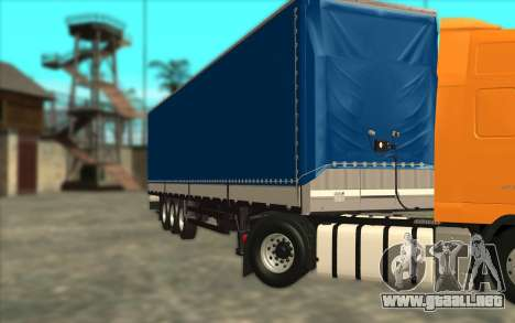 Trailer KRONE para GTA San Andreas left