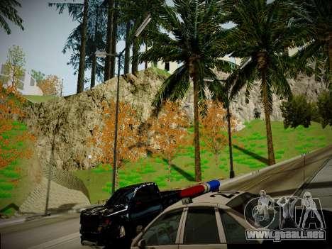 New Vinewood Realistic v2.0 para GTA San Andreas tercera pantalla