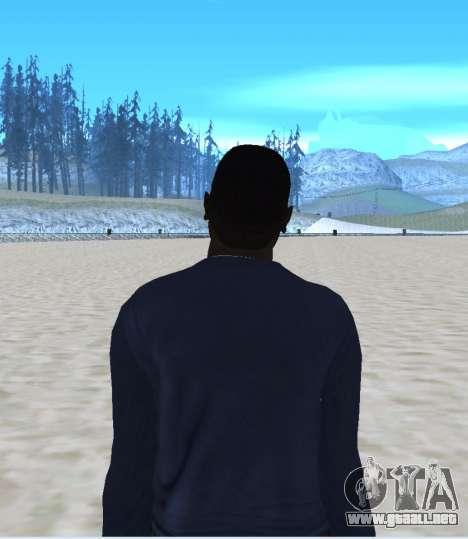 New Maddogg para GTA San Andreas sucesivamente de pantalla