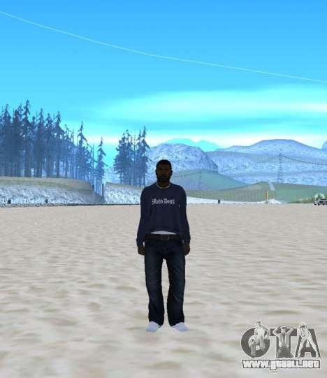 New Maddogg para GTA San Andreas