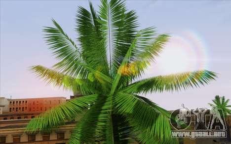 IMFX Lensflare v2 para GTA San Andreas segunda pantalla