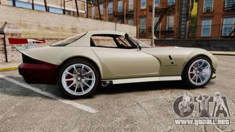 Bravado Banshee GT3 para GTA 4 left