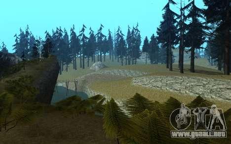 RoSA Project v1.4 Countryside SF para GTA San Andreas undécima de pantalla