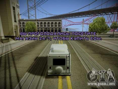 Journey mod: Special Edition para GTA San Andreas undécima de pantalla