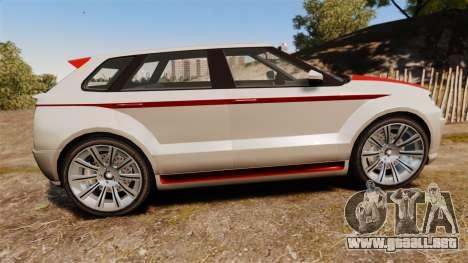 GTA V Enus Huntley S para GTA 4 left