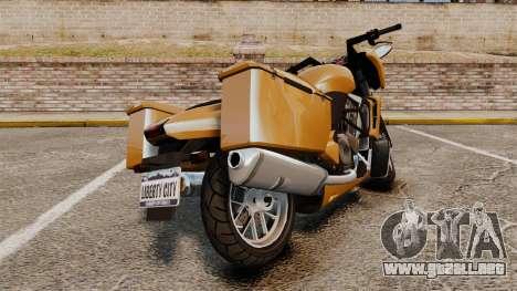 GTA V Dinka Thrust para GTA 4 visión correcta