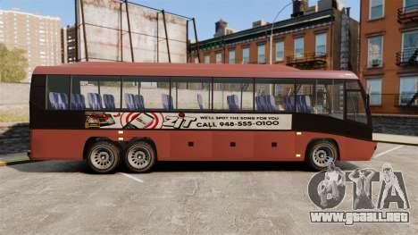 GTA V Dashhound Maibatsu para GTA 4 left