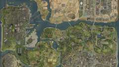 El nuevo mapa en HD