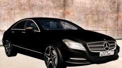 Mercedes-Benz CLS350 2012 para GTA San Andreas