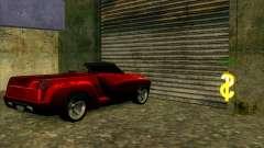 Servicio de coche de centro de Sijia en Las Venturas para GTA San Andreas
