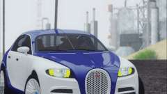 Bugatti Galibier 16c Final para GTA San Andreas