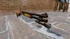 Riot escopeta Remington 870 Caída Camuflaje