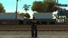 C-HUD One Of The Legends Ghetto para GTA San Andreas